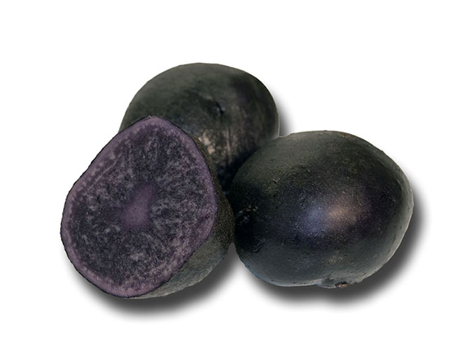All Blue Potato